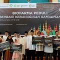 Bio Farma Berikan Bantuan Lingkungan dan Sosial untuk Sejahterakan Masyarakat