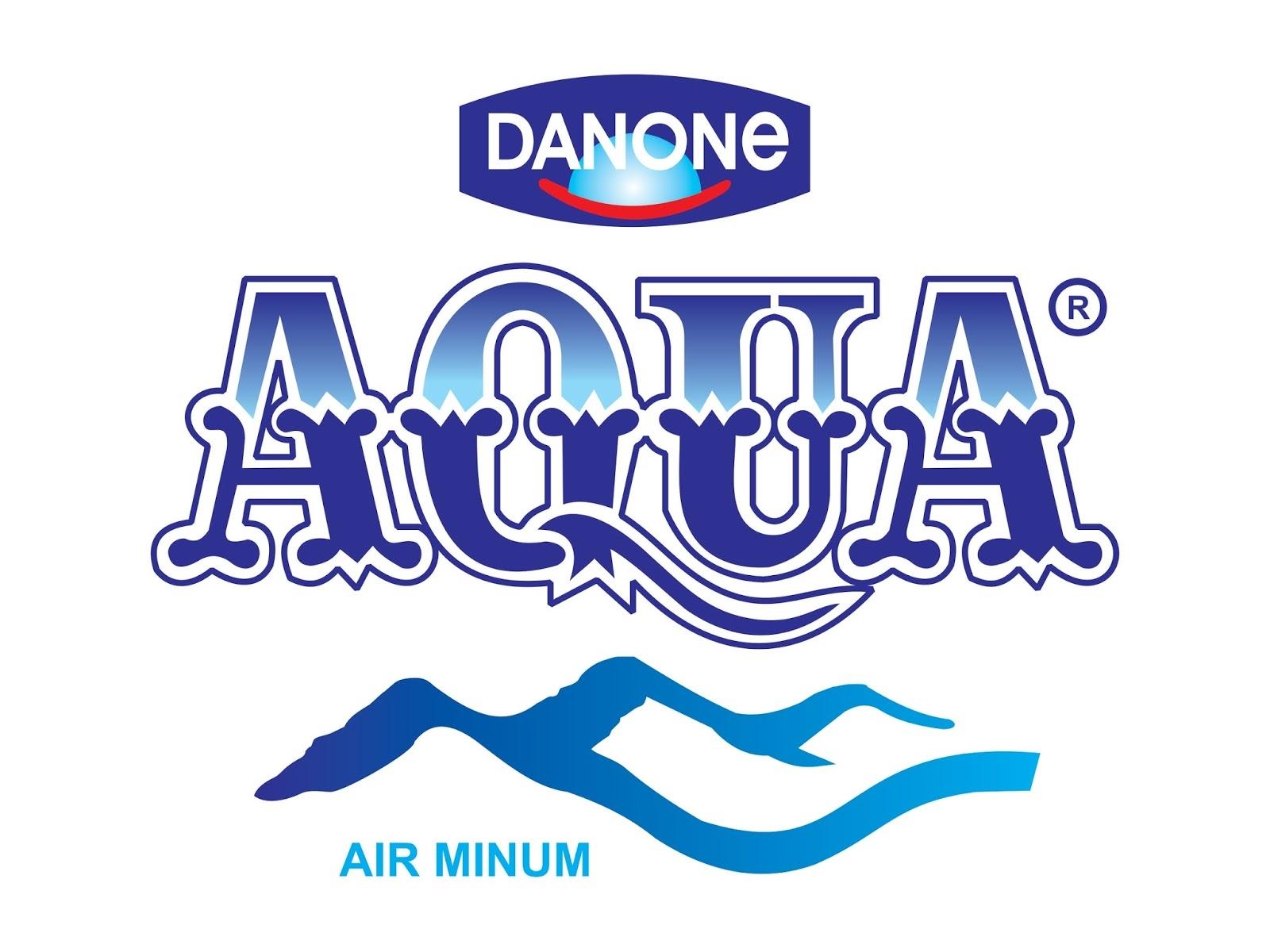 Hasil gambar untuk danone aqua