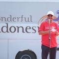 Menpar Luncurkan Bus Wonderful Asian Games: Direct Impact dan Media Value Asian Games 2018 Tinggi