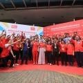 Apresiasi Untuk Atlet Wushu Dan Bulutangkis Asian Games 2018 Dari McDonald's Indonesia & Tehbotol Sosro