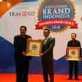 BSI Raih Anugerah Brand Indonesia 2018