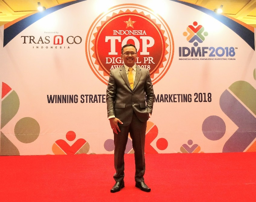 Tri Raharjo, Founder dan Chairman Tras N Co.