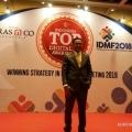 142 perusahaan meraih penghargaan Indonesia Top Digital Public Relation Award 2018