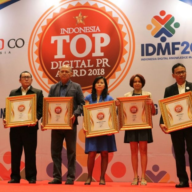 Citilink raih Top Digital Public Relation Award 2018