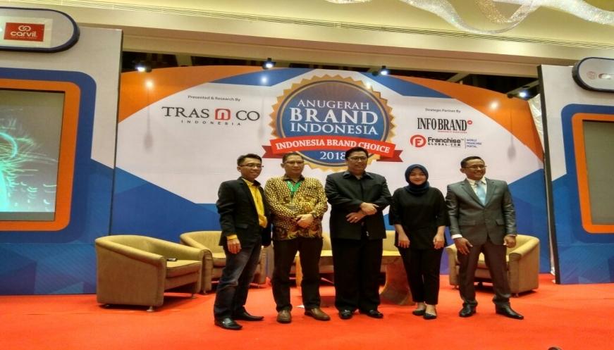 Dompet Dhuafa raih penghargaan Anugerah Brand Indonesia