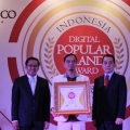 Libatkan Konsumen ke Digital, Green Angelica Raih Penghargaan Indonesia Digital Popular Brand Award 2018