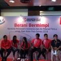 McDonald's & Air Mineral Prim-a Apresiasi Para Atlet Asian Para Games 2018