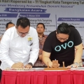 Ovo, Visionet dan Kadin Paradigma Baru Kota Tangerang Jalin Kerja Sama untuk Digitalisasi UMKM