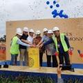 SML Buktikan Komitmen Pembangunan Proyek di Batam melalui Groundbreaking Landed House di The Nove