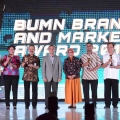 Perum Bulog Raih Penghargaan Branding & Marketing Award 2018