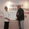 Canon Raih Penghargaan The Most Experiential Brand Activation Award 2018