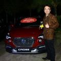 Tutup Tahun, Datsun CROSS Raih Penghargaan Best City Car ICOTY 2018
