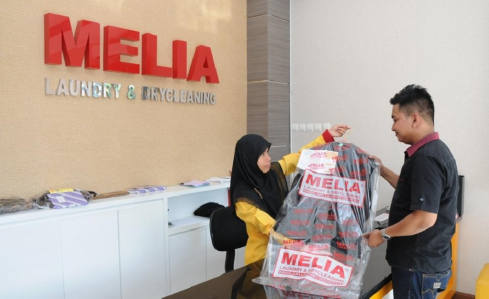 Melia Laundry & Drycleaning