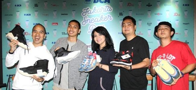 Berburu Koleksi Terbaru di Jakarta Sneaker Day 2019