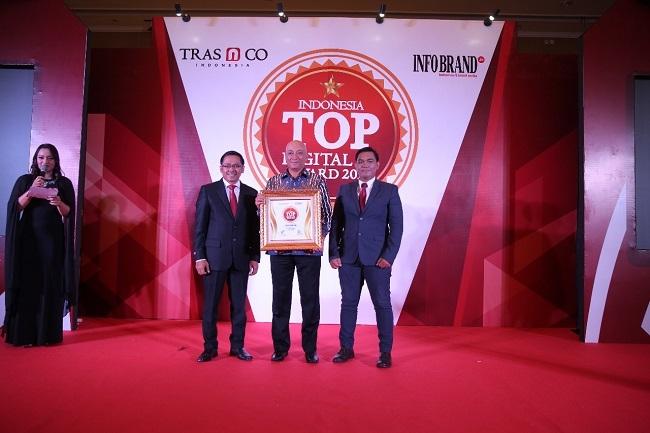 AXA Mandiri Raih Penghargaan Indonesia TOP Digital PR Award 2019