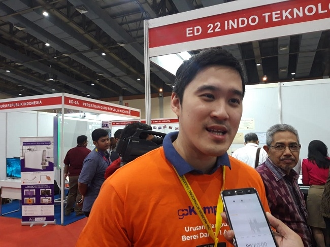 Beri Kemudahan, goKampus Hadir di Indonesia International Education & Training Expo 2019