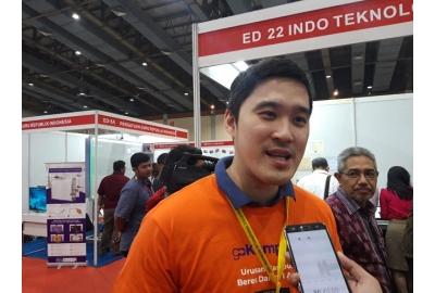 Beri Kemudahan, goKampus Hadir di Indonesia International Education & Training Expo 2019