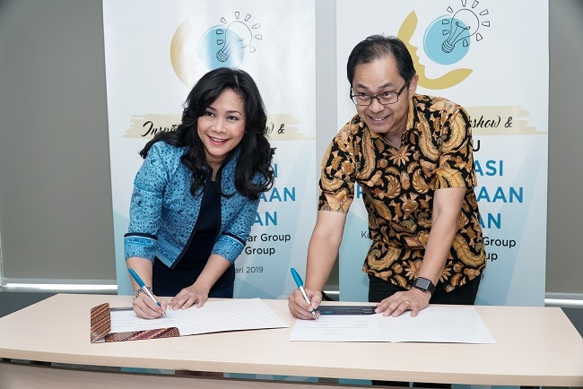 Kolaborasi Program Pemberdayaan Perempuan Martha Tilaar Group dan Bluebird Group