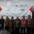 Universitas Pertamina Jadi Tuan Rumah Pertemuan Forum Rektor Indonesia