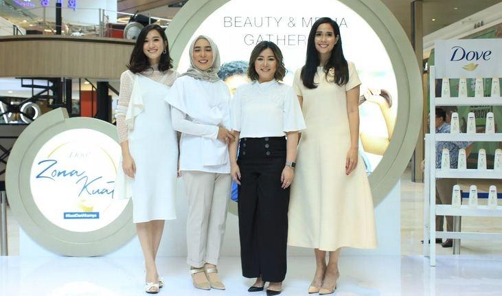 Dove Zona Kuat, Solusi Wanita Indonesia Atasi Rambut Rontok