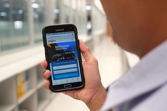 Tingkatkan Pelayanan, Auto Value Luncurkan Situs Baru