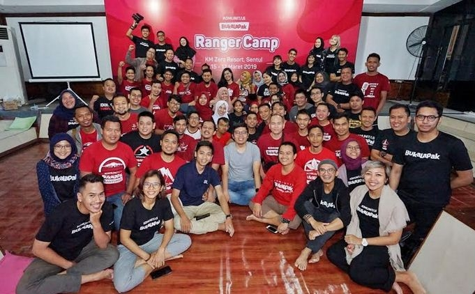Komunitas Bukalapak Gelar Ranger Camp Nusantara 2019