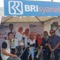Hadir di Festival Jajan Bango 2019, BRIsyariah Beri Kemudahan Bertransaksi
