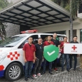 Minimalisir Kecelakaan di Jalan, GOJEK Latih Driver P3K dan Operasikan Ambulans