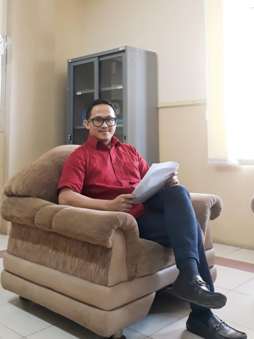 Wisno Tito 10 Tahun Jadi Mitra Hingga Menjabat Direktur Bang Aji Arabian Kebab