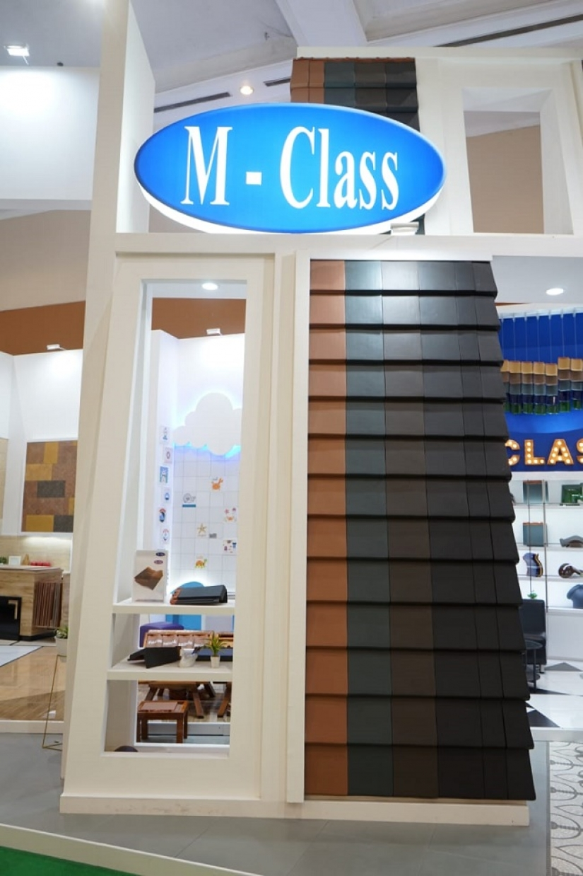 Inovasi M-Class, Genteng Paling Rata dengan Teknologi Eropa Pertama di Indonesia