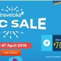 Ada Diskon 80% di Traveloka Epic Sale