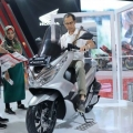 Honda Jual 1.223 Unit Motor di Telkomsel IIMS 2019, PCX Paling Laris