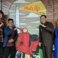 What's Up Cafe Resmikan Cabang Baru di Belitung