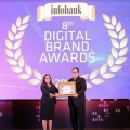 BRIsyariah Raih Penghargaan Digital Brand of The Year 2019