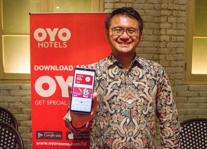 Kuartal I/2019, OYO Hotel di Yogyakarta Sentuh 37.433 Booking
