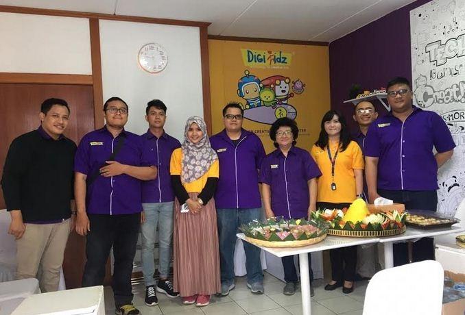 ROBOTKIDZ Resmikan Cabang Baru di Pondok Pinang