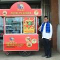 Ikut Program 'Ramadhan Brand Berbagi', Bang Aji Arabian Kebab Sumbang Produk Kebab Untuk Berbuka Puasa