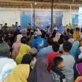 Sambut Lebaran, WIKA Salurkan Ribuan Paket Pangan Murah di Kediri