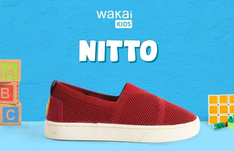Wakai Hadirkan Sepatu Nitto Untuk si Kecil