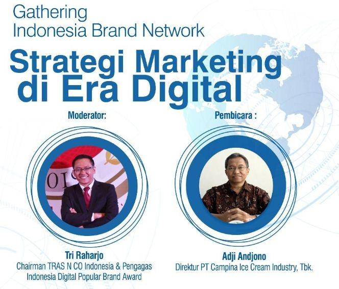 Indonesia Brand Network Siap Gelar Seminar Kedua di Jakarta