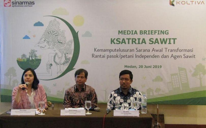 Sinar Mas Gelar Lokakarya 'Ksatria Sawit' di Medan, Ini Harapannya!