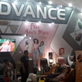 Hadir di Jakarta Fair, ADVANCE Pamer Sofa Pijat Pertama di Indonesia