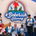 Gelar CSR, Suzuki Bersih-Bersih Ciliwung
