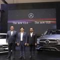 Mercy Resmi Luncurkan Dua Mobil Baru di GIIAS 2019