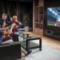 Polytron Luncurkan TV yang Dapat Getarkan Ruang Keluarga