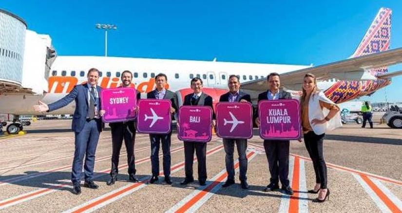 Malindo Air Resmikan Penerbangan ke Sydney