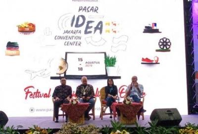 Pasar iDEA 2019: Festival Belanja Online to Offline Terbesar di Indonesia
