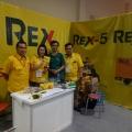 REX Express Targetkan Buka 300 Gerai  Hingga Akhir Tahun
