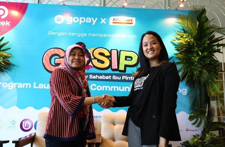 GoPay dan Alfamart Luncurkan Komunitas GOSIP