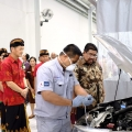Suzuki Perkuat Layanan 3S dan Body Repair & Paint di Bali